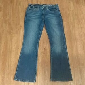 Levi Strauss bootcut jeans